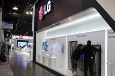 stand LG CES 2012